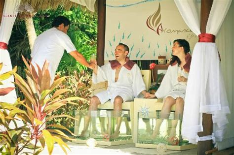 valentin imperial spa fish spa picture of valentin imperial playa