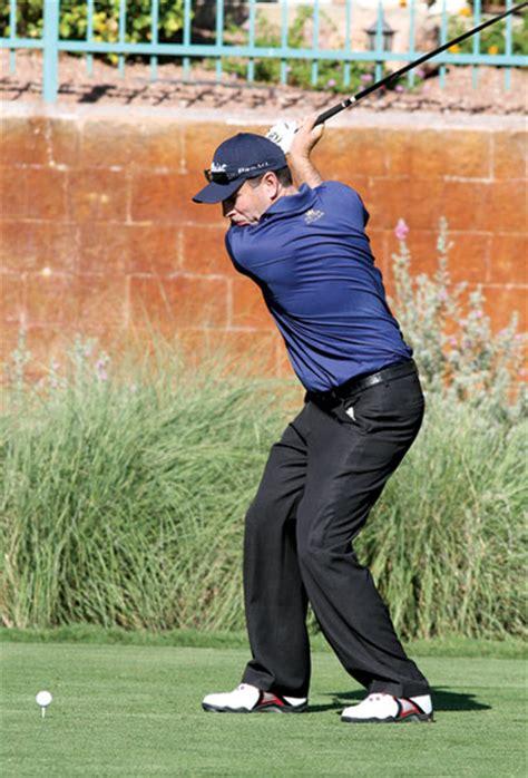 jeff ritter one plane swing ben curtis golf tips magazine