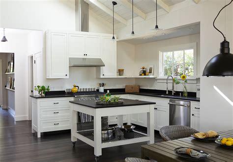 modelo de cocinas con isla dise 241 a tu isla de cocina 191 cu 225 nto espacio necesitas