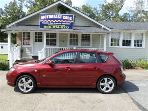 Mazda 3 Hatchback Manual Transmission by Buy Used 2006 Mazda 3 Hatchback In Great Shape Inside