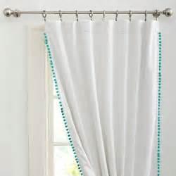 Pom Pom Curtains » Home Design 2017