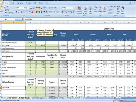 savings budget template savings goal calculator excel simple target savings