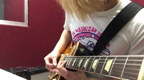 x japan week end live ver x japan week end guitar solo singles ver 横から youtube