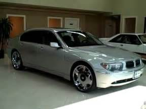 04 Bmw 745li 04 Bmw 745li Silver Titan Auto Sales In Worth Il