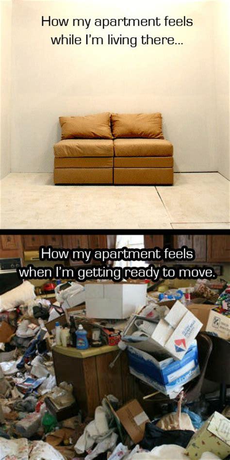 Jokes Apartment Living I Moving