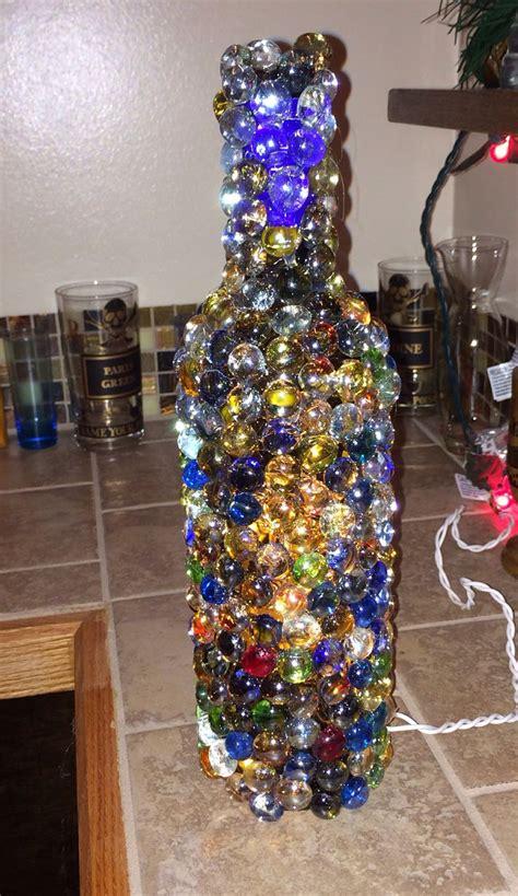 wine bottle l diy diy wine bottle light wine bottles pinterest
