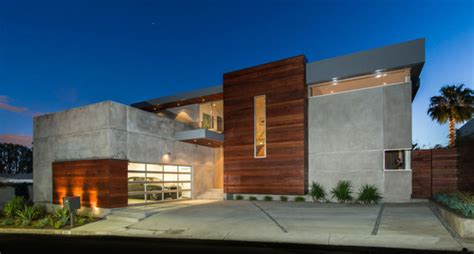 exterior home design los angeles hollywood hills modern home modern exterior los