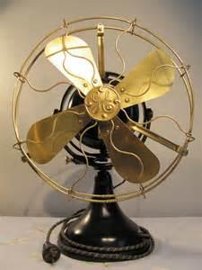 antique electric fan fans