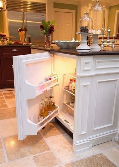 kitchen island with refrigerator 21 genius kitchen designs you ll want to re create in your