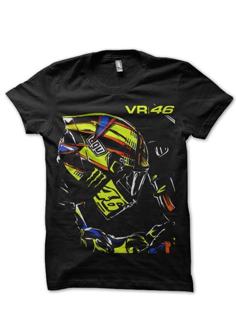 moto gp vr 46 black t shirt swag shirts