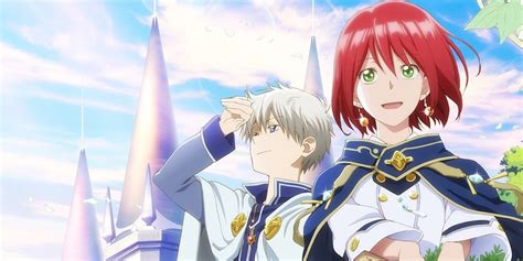 anime review snow white with the red hair heart of manga snow white with the red hair english cast announcement