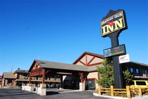 west yellowstone inn brandin iron inn west yellowstone montana motel
