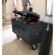 Roulettes Pour Meubles 3243 by Metal Canteen Trunk Chest Travel Suitcase