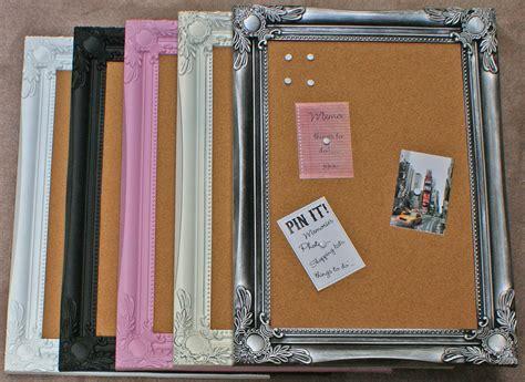 shabby chic pin board pinboard cork shabby chic stylish memo notice pin board