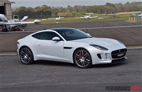 f type jaguar r 2016 jaguar f type r awd review performancedrive