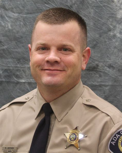 Ada County Idaho Court Records Named Lieutenant Of Ada County Sheriff S Office Court Services Bureau