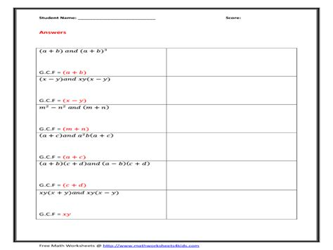 Division Of Monomials Worksheet by Division Of Polynomials By Monomials Worksheet Mmosguides