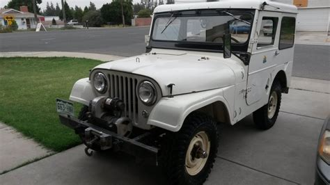 1962 willys jeep 1962 jeep cj5 for sale