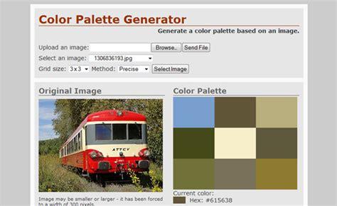home color palette generator features adobe kuler web based app home design ideas