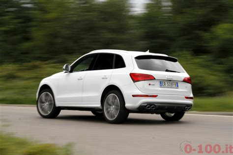 Audi Sq5 Test by Test Drive Audi Sq5 Tdi Quattro 0 100 It