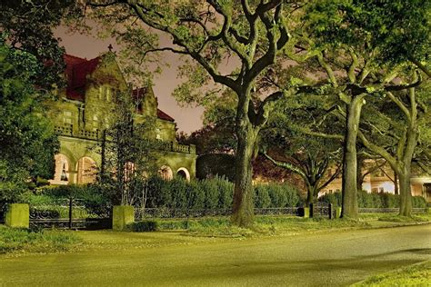 famous houses in la new orleans nights thalia new orleans night photography