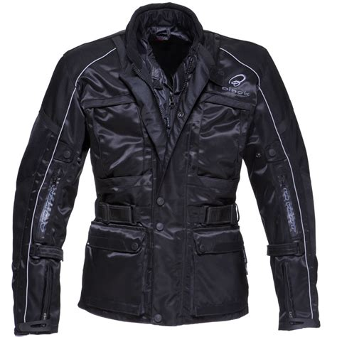 cool motorcycle jackets black cool it pro waterproof motorcycle motorbike touring