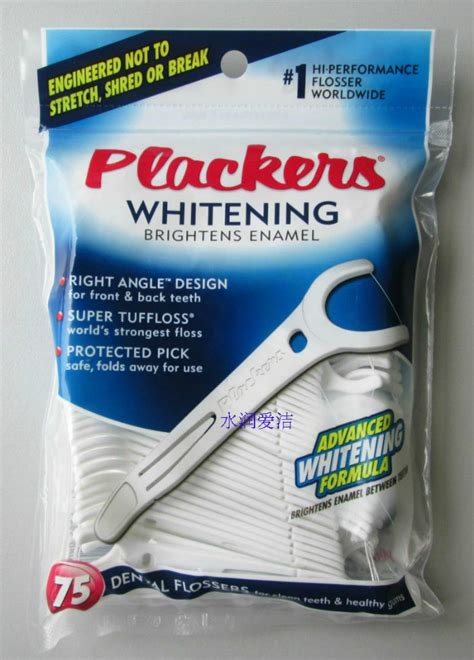 Dental Floss Stick Benang Gigi 1 right angle plackers whitening dental flosser stick 75 99 jpg