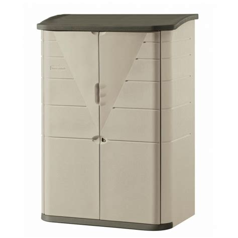 Outdoor Storage Cabinet Rubbermaid Outdoor Storage Cabinets Storage Designs
