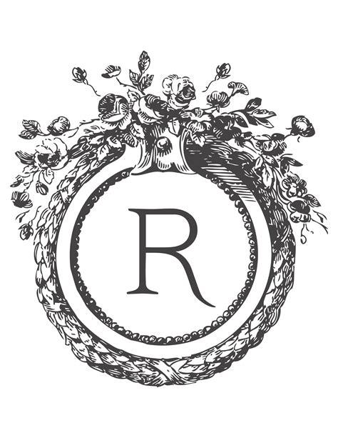 k r design free monogram blessings in disguise