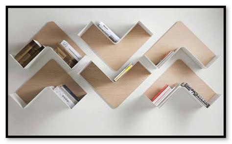 Rak Buku Lucu inspirasi rak buku dan hiasan dinding yang keren desain
