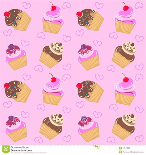 wallpaper cute cupcake cute cupcake background wallpapersafari