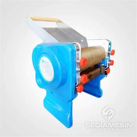 Mesin Pembuat Mie Listrik Gilingan Mi Otomatis Cetak Mie Masal 1 mesin mie listrik matrix mj 180