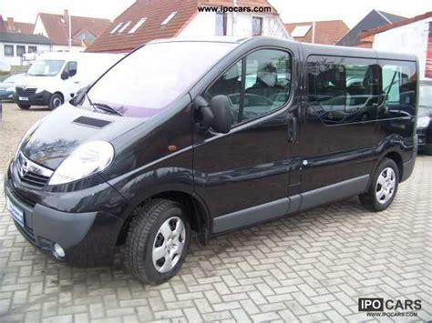 2011 opel 2 0 cdti vivaro 9 seater air car photo and specs