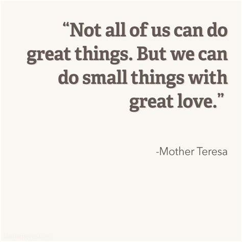 Teresa Quotes Teresa Quotes On Leadership Quotesgram