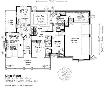 house plan 30502 at familyhomeplans 19 best images about house plans on square house plans house plans and safe room