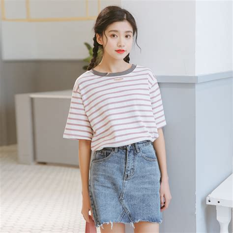 Mickey Katun Sweater Korea Fashion aliexpress buy t shirts summer 2017 ulzzang harajuku korean style top