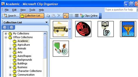 ms office clipart before word clipart
