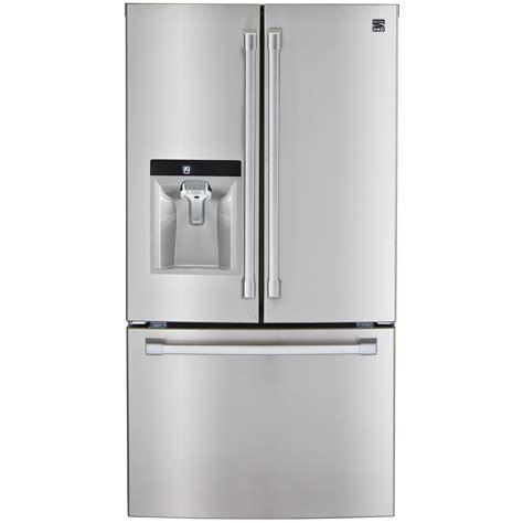 kenmore pro 79983 29 8 cu ft door bottom freezer