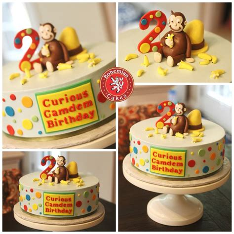 the 41 best images about curious george cake ideas on