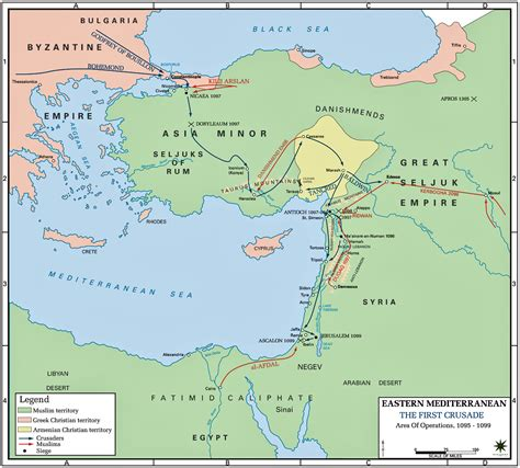 maps of the crusades european history to 1600 the crusades
