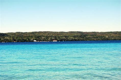 public boat r torch lake why is torch lake so clear