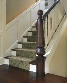 Stairs Banister Designs Staircase Newel Post