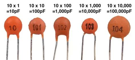 how to read a disc capacitor how to read ceramic capacitor values quora