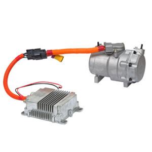 china dc electric compressor cc china electric compressor electric car air coditioner system