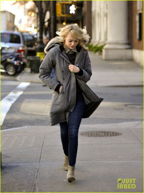 emma stone canada goose not emma stone jk guys it is emma stone wintergirls