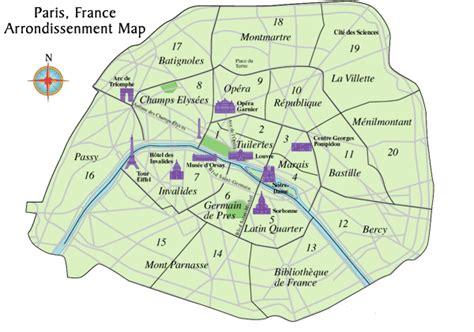 sections of paris paris neighborhoods paris arrondissement districts in