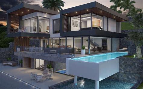 moderne villa luxe moderne villa in la corona javea spanje spanje specials