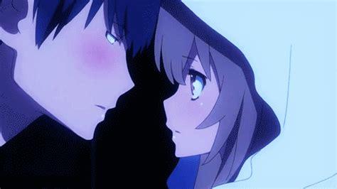 imagenes de anime love kiss anime gif kiss tumblr