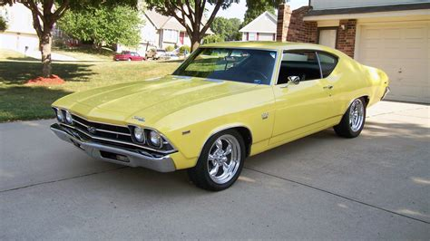 1969 chevrolet chevelle ss w227 indy 2014