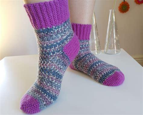 crochet socks pattern video how to crochet socks top tips patterns
